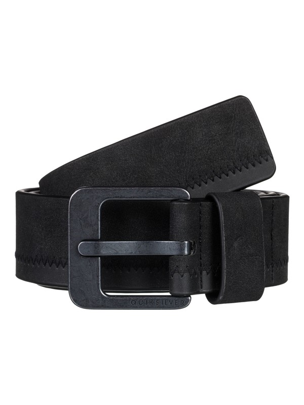 0 Binge Faux Leather Belt  EQYAA03706 Quiksilver