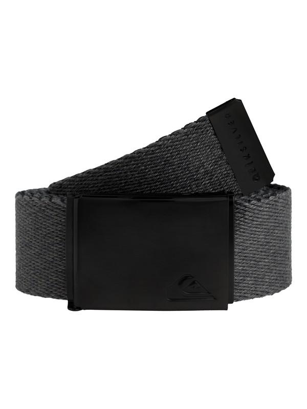 0 The Jam Reversible Webbing Belt Black EQYAA03791 Quiksilver