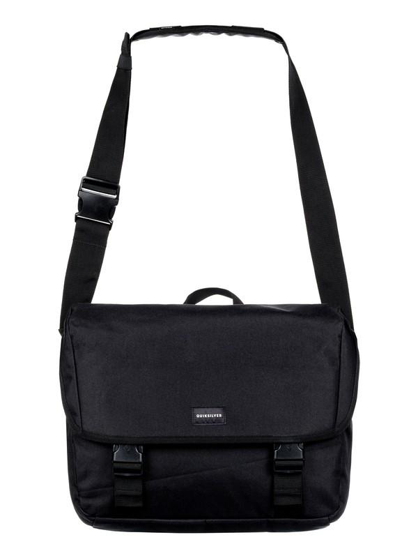 0 Carrier - Messenger Bag Black EQYBA03065 Quiksilver