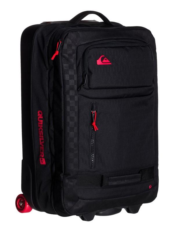 0 Circuit Cordura Suitcase  EQYBL03018 Quiksilver