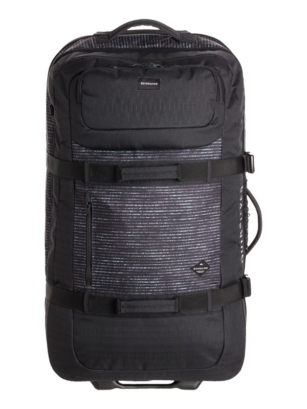 0 Reach Large Wheeled Suitcase  EQYBL03077 Quiksilver