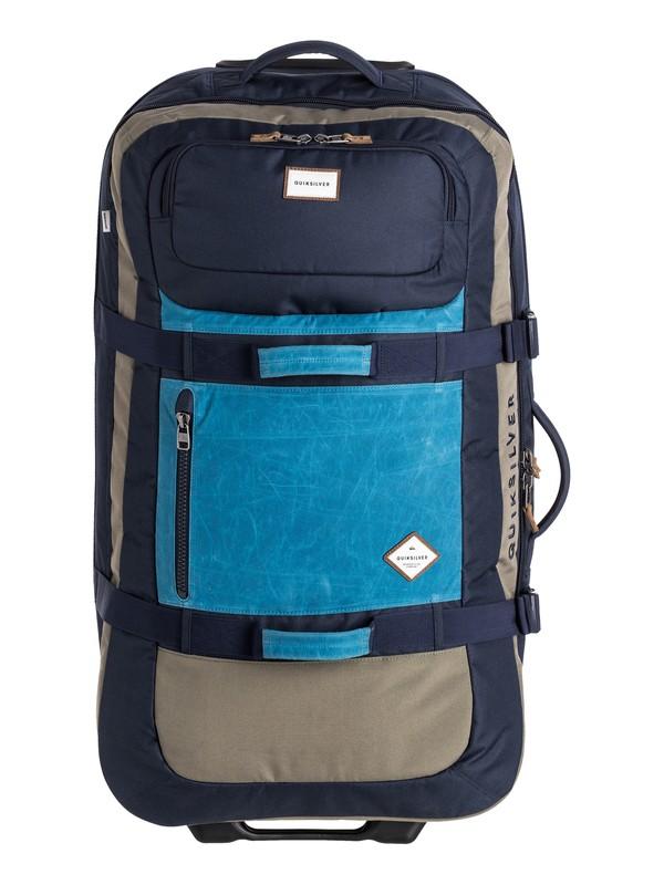 0 Reach 100L - Grande valise à roulettes  EQYBL03099 Quiksilver