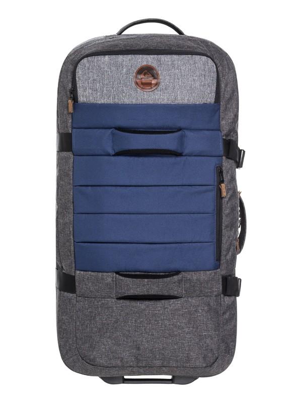 0 Большой чемодан на колесах New Reach 100L Синий EQYBL03139 Quiksilver
