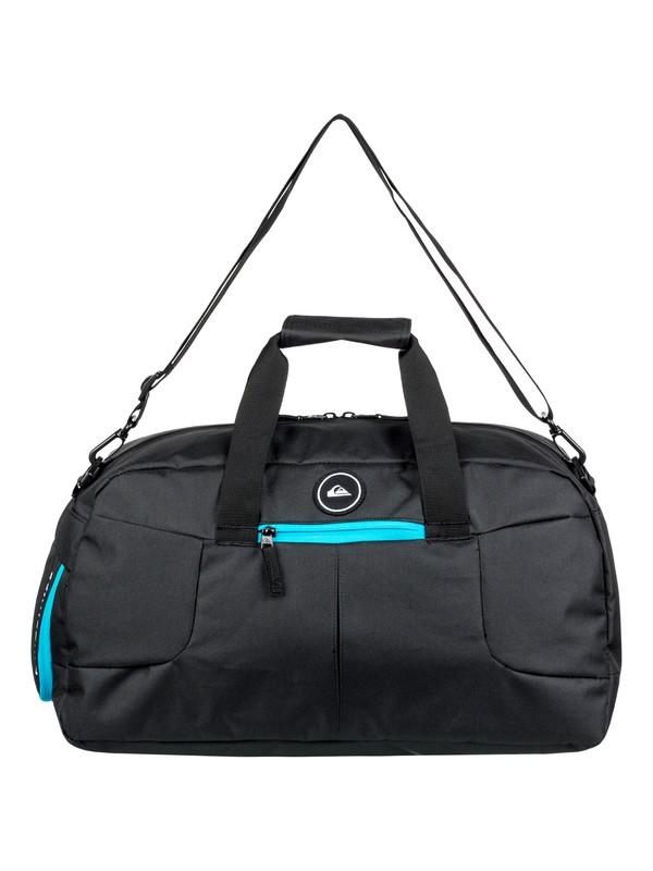 0 Medium Shelter 43L Medium Duffle Bag Black EQYBL03152 Quiksilver