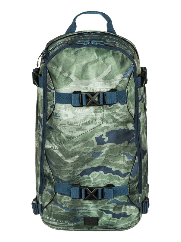 0 Oxydized Snow Backpack  EQYBP03129 Quiksilver