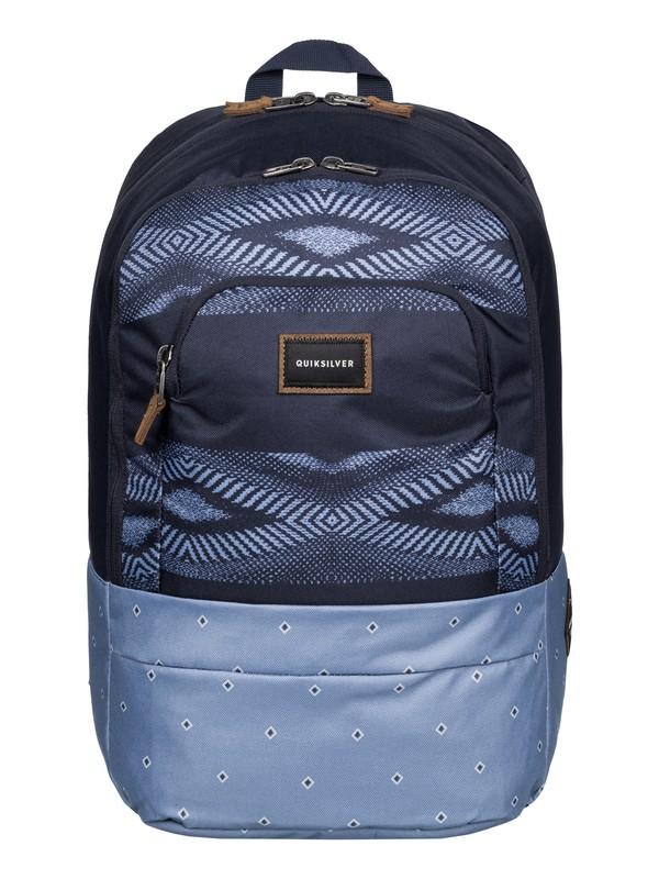 0 Burst - Medium Backpack Blue EQYBP03272 Quiksilver