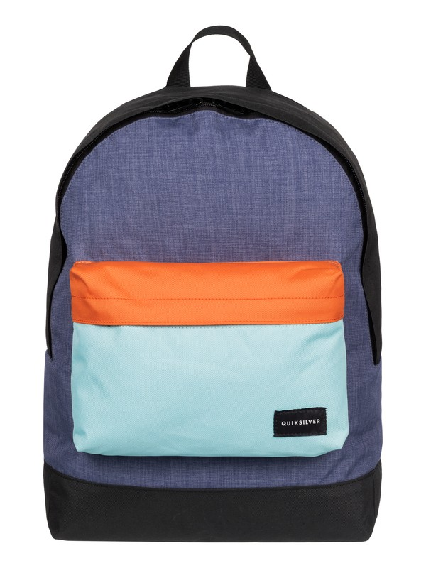 0 Everyday Edition - Medium Backpack Blue EQYBP03274 Quiksilver