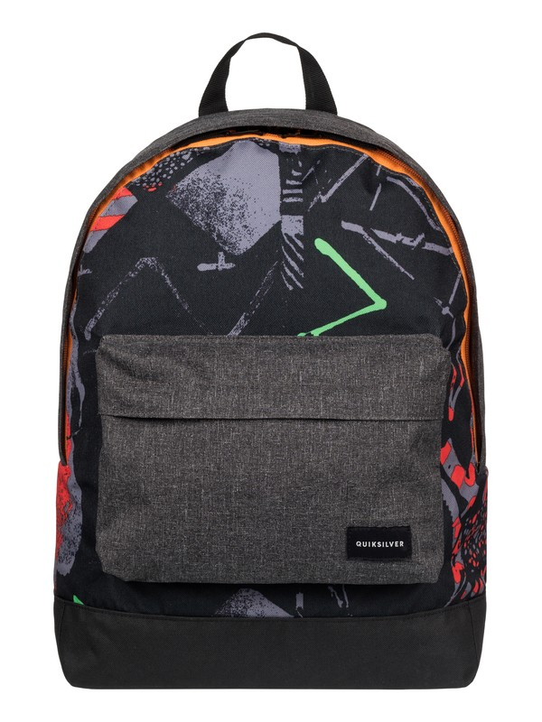 0 Everyday Poster - Medium Backpack Green EQYBP03277 Quiksilver