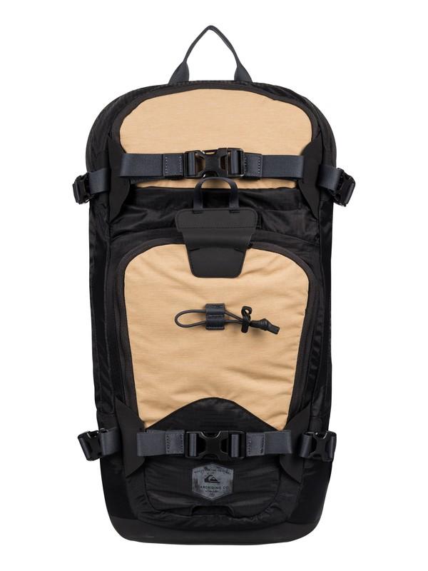0 TR Platinum - Medium Snow Backpack Yellow EQYBP03393 Quiksilver