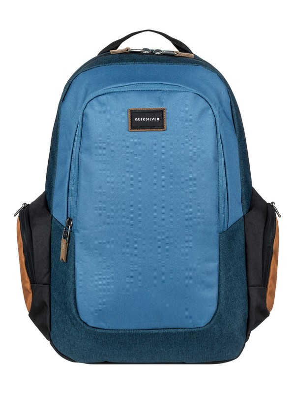 0 Schoolie Plus 25L - Medium Backpack Blue EQYBP03403 Quiksilver