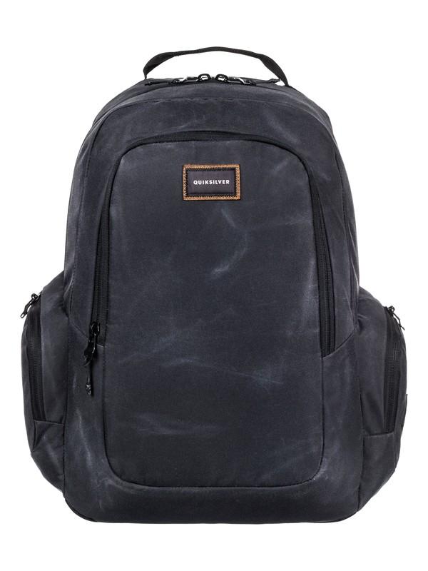 0 Schoolie Plus 25L - Medium Backpack Black EQYBP03403 Quiksilver