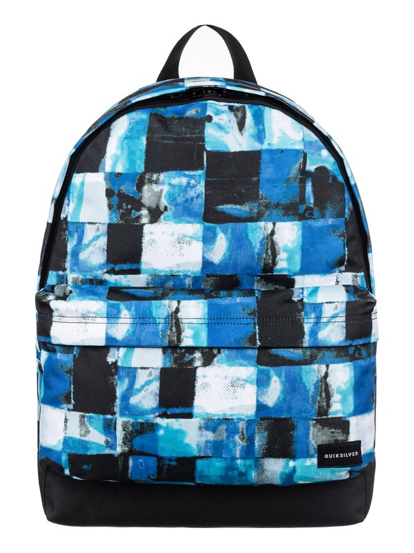 0 Everyday Poster 25L - Medium Backpack Blue EQYBP03406 Quiksilver