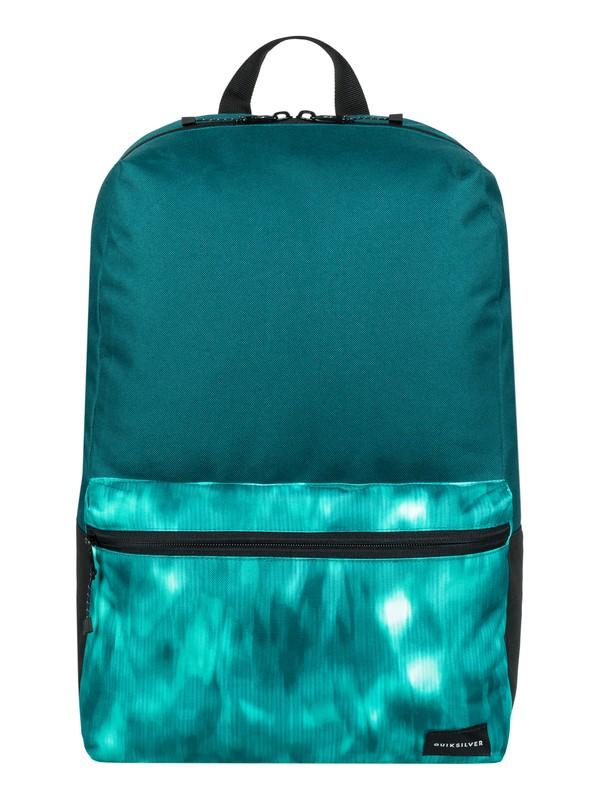 0 Night Track 24 L Medium Backpack Blue EQYBP03407 Quiksilver