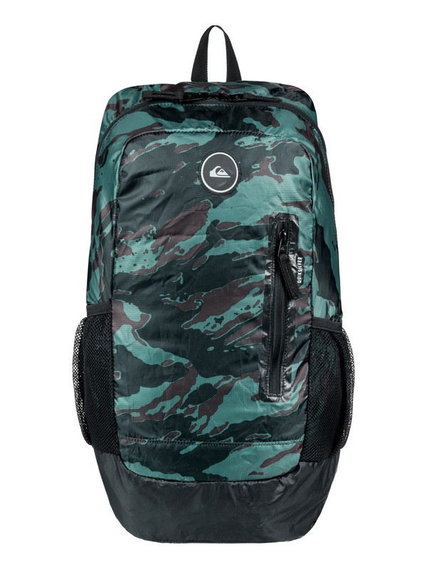 0 Octo 22L Packable Medium Backpack Blue EQYBP03416 Quiksilver