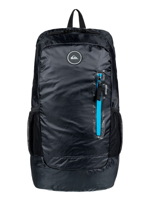 0 Octo 22L Packable Medium Backpack Black EQYBP03416 Quiksilver