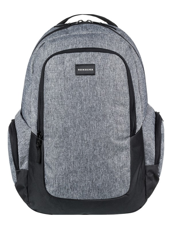 0 Schoolie 25L - Medium Backpack Grey EQYBP03418 Quiksilver