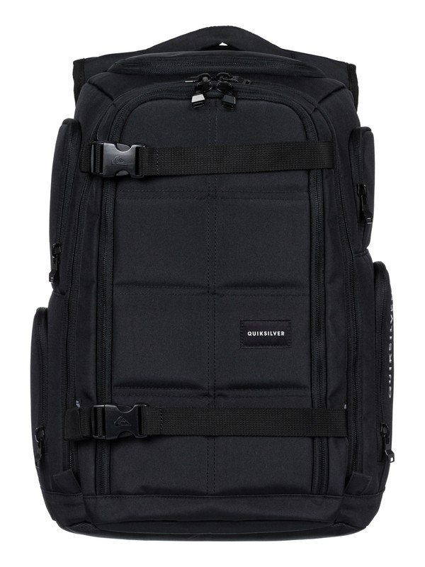 0 Grenade Plus 25L Medium Backpack Black EQYBP03422 Quiksilver