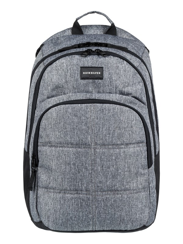 0 Burst - Medium Backpack Grey EQYBP03477 Quiksilver