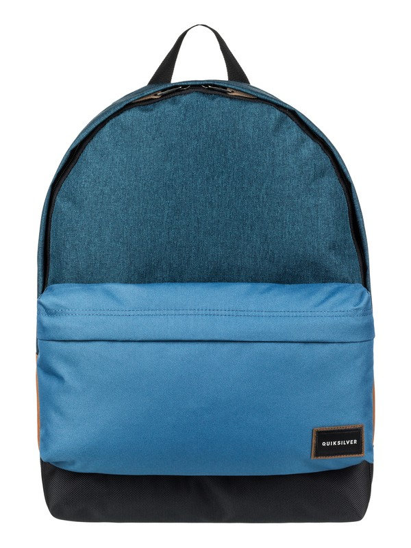 Sac à dos Quiksilver Everyday Poster Plus II Blue Night Heather bleu