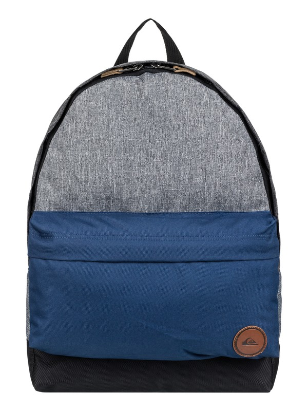 0 Everyday Poster Plus 25L - Medium Backpack Blue EQYBP03478 Quiksilver