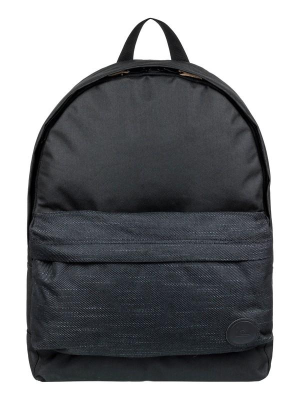 0 Everyday Poster Plus 25L - Medium Backpack Black EQYBP03478 Quiksilver