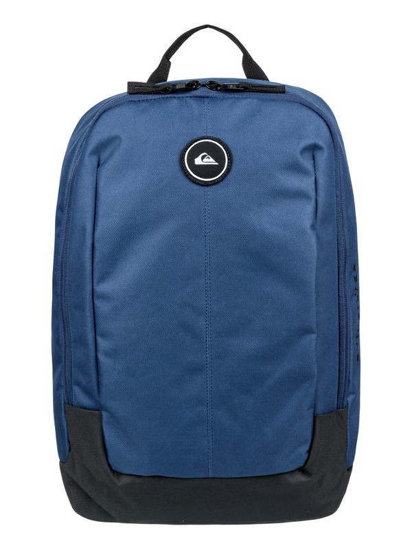0 Small Upshot 18L Medium Backpack Blue EQYBP03489 Quiksilver