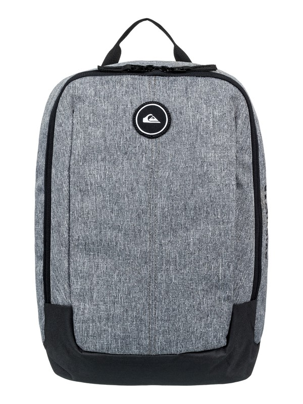 0 Small Upshot 18L Medium Backpack Grey EQYBP03489 Quiksilver