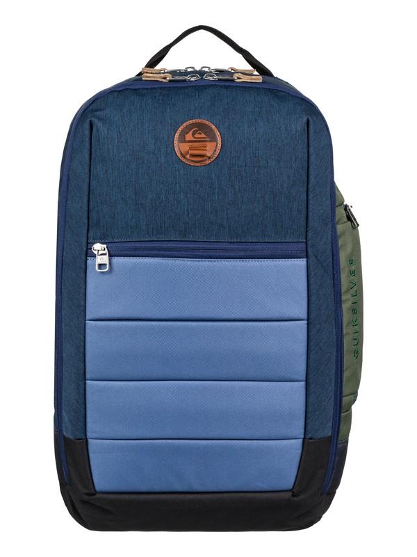 0 Upshot Plus 25L Medium Backpack Black EQYBP03490 Quiksilver