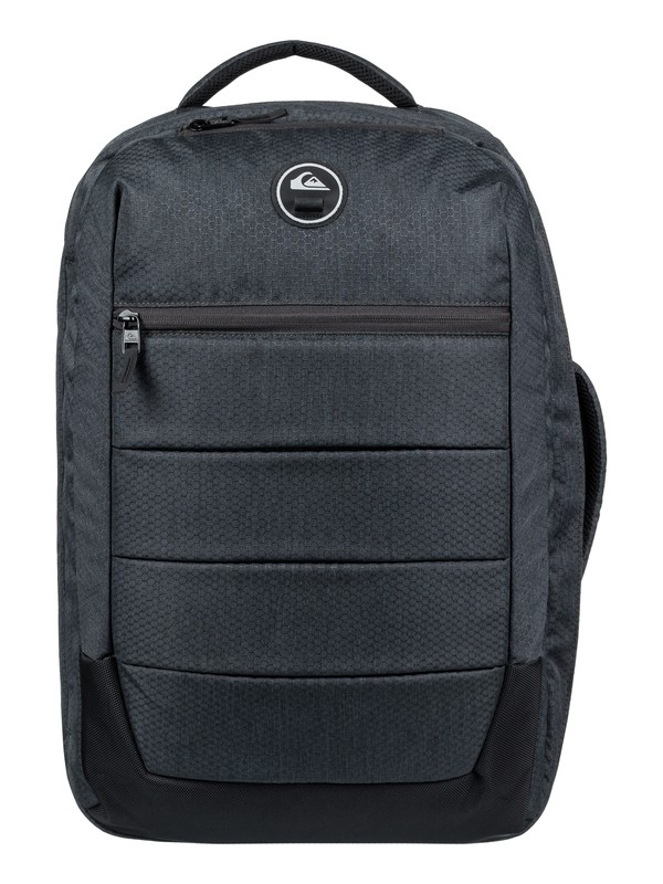 0 Men's Rawaki 35L Large Cabin Backpack Black EQYBP03493 Quiksilver