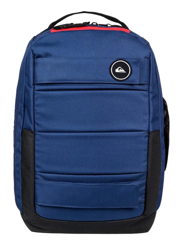 0 Skate Pack 24L - Sac à dos taille moyenne Bleu EQYBP03494 Quiksilver