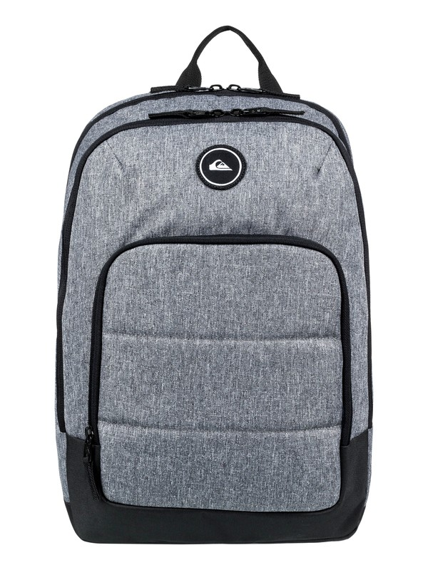 0 Burst 24L Medium Backpack Grey EQYBP03497 Quiksilver