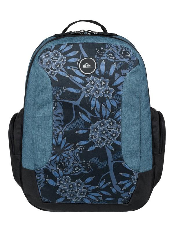 0 Schoolie 30L - Large Backpack Blue EQYBP03498 Quiksilver
