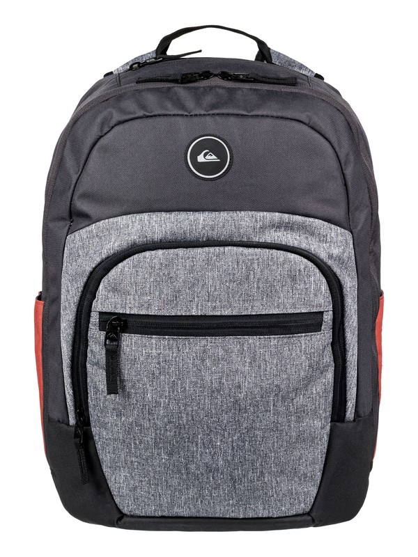 0 Schoolie Cooler 25L Medium Backpack Red EQYBP03499 Quiksilver
