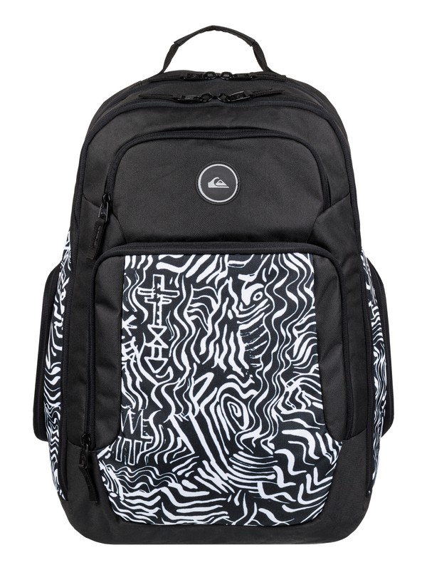 0 Shutter 28L Large Backpack White EQYBP03500 Quiksilver