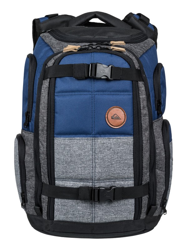 0 Grenade 25L Medium Backpack Blue EQYBP03502 Quiksilver