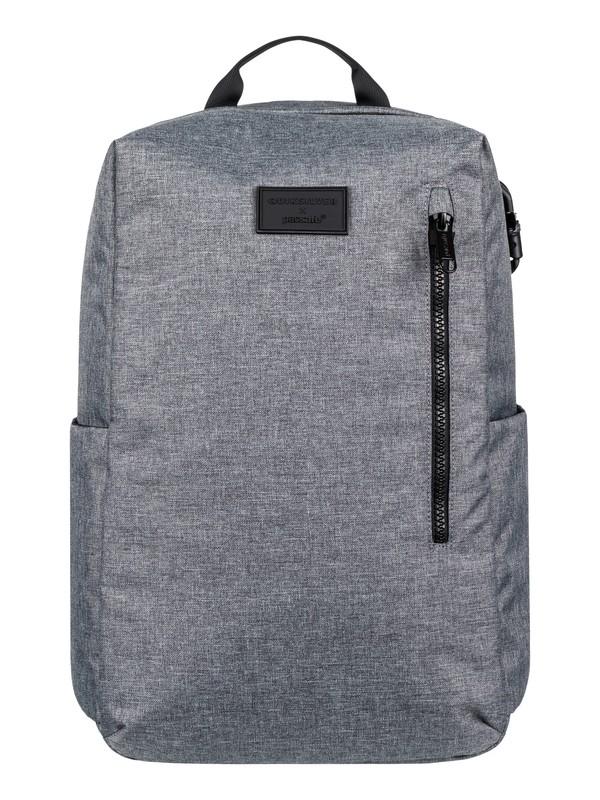 0 Pacsafe X Quiksilver 25L Anti-Theft Medium Backpack Grey EQYBP03507 Quiksilver