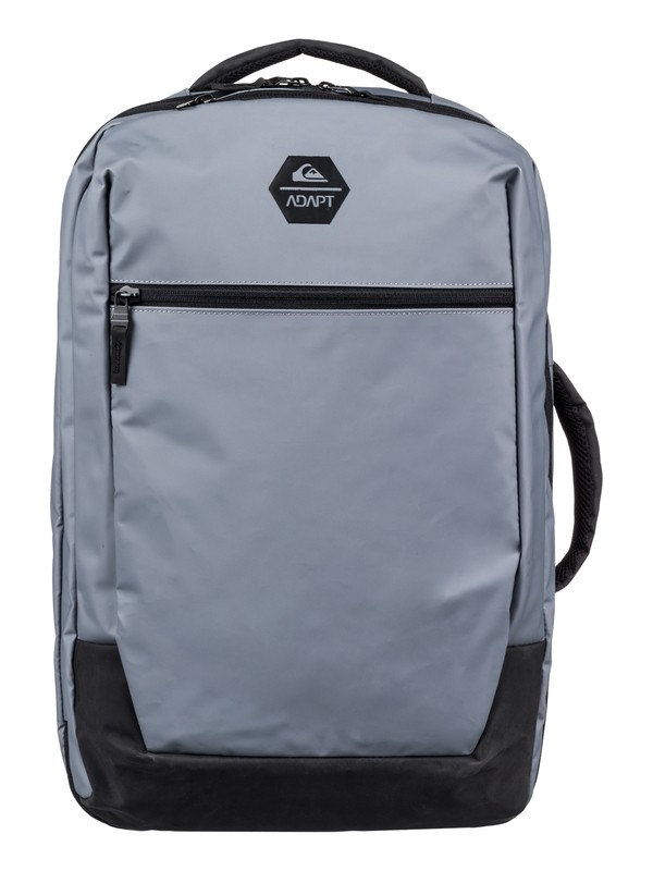 0 Adapt 35L Large Carry On Backpack Black EQYBP03537 Quiksilver