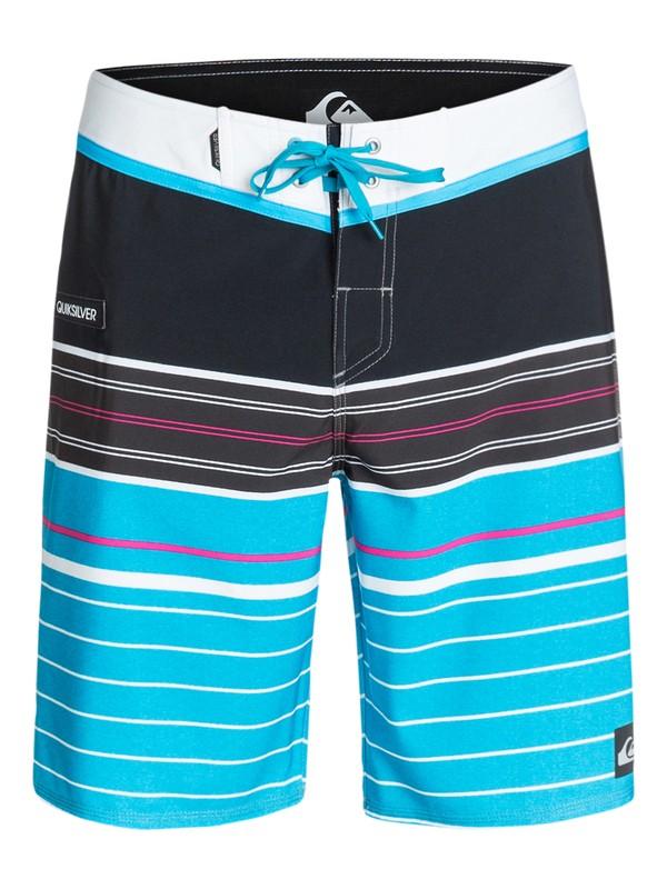 "0 Stripe 20"" Repreve Boardshorts  EQYBS03030 Quiksilver"