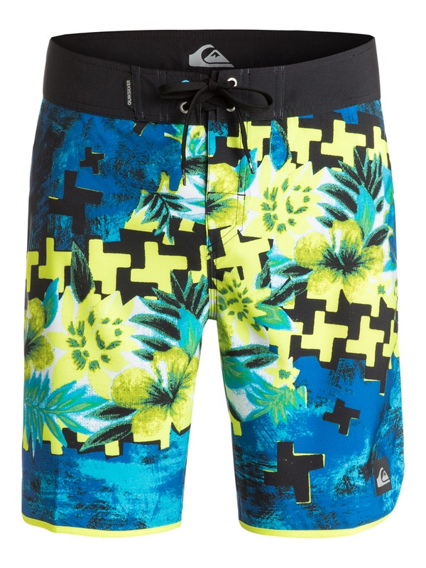 "0 Holiday Paste 20"" Boardshorts  EQYBS03100 Quiksilver"