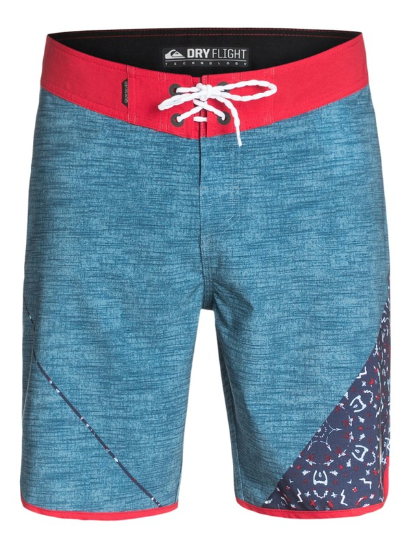 "0 AG47 New Wave 20"" Repreve Boardshorts  EQYBS03120 Quiksilver"