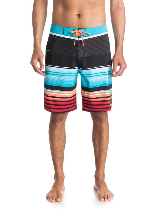 "0 Everyday Stripe 21"" Boardshorts  EQYBS03128 Quiksilver"