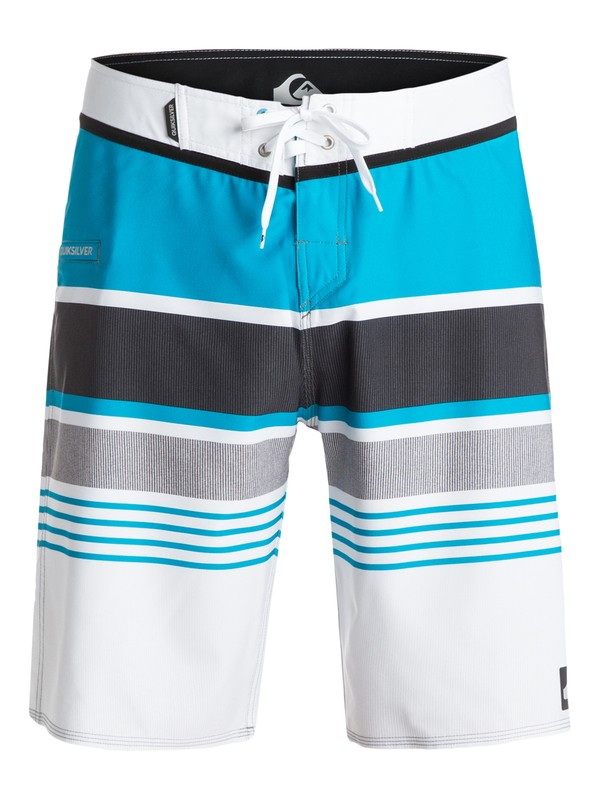 "0 Everyday Stripe 21"" Boardshorts  EQYBS03132 Quiksilver"