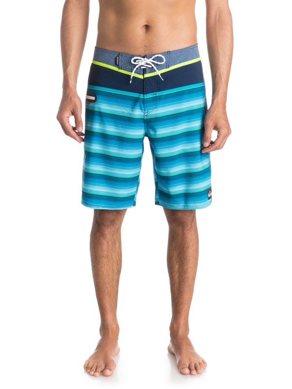 "0 AG47 Vibe Tribe 20"" Boardshorts  EQYBS03145 Quiksilver"