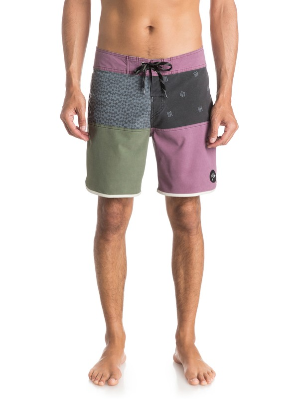 """0 Micro Waves 18"""" Boardshorts  EQYBS03154 Quiksilver"""