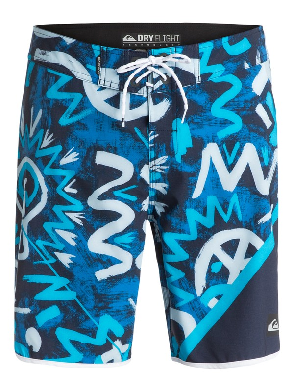 "0 AG47 New Wave 20"" Boardshorts  EQYBS03172 Quiksilver"