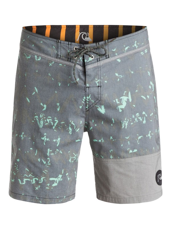 """0 Day Rave 19"""" Boardshorts  EQYBS03179 Quiksilver"""