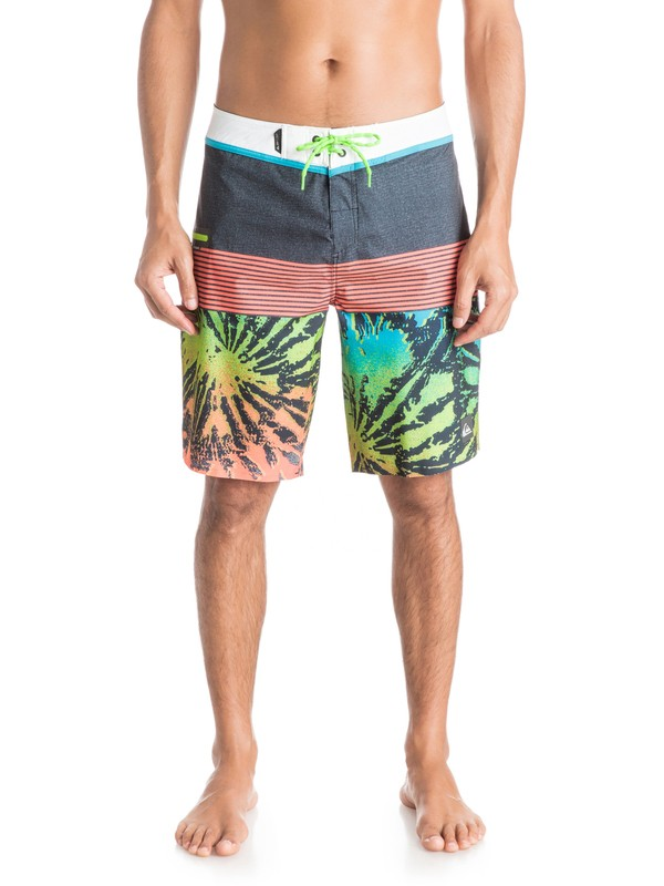 """0 Division Remix Vee 20"""" - Board Shorts  EQYBS03247 Quiksilver"""