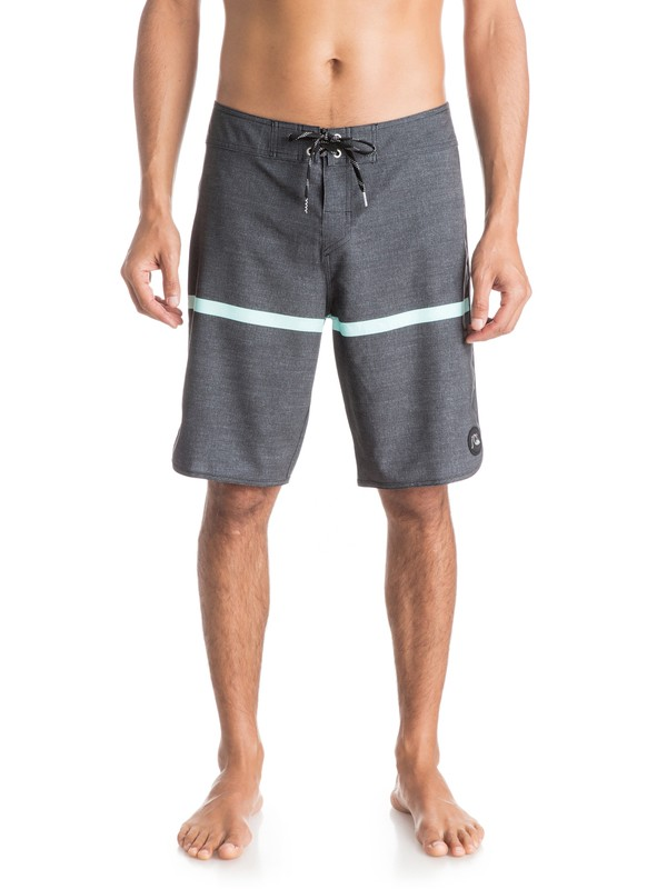 "0 Stripe Scallop 20"" Boardshorts  EQYBS03276 Quiksilver"