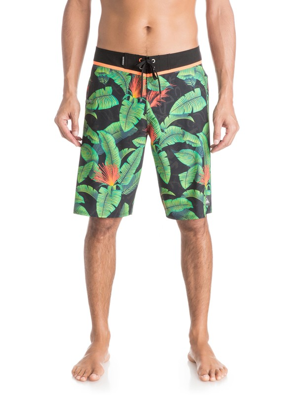 "0 Glitched 21"" Boardshorts  EQYBS03339 Quiksilver"
