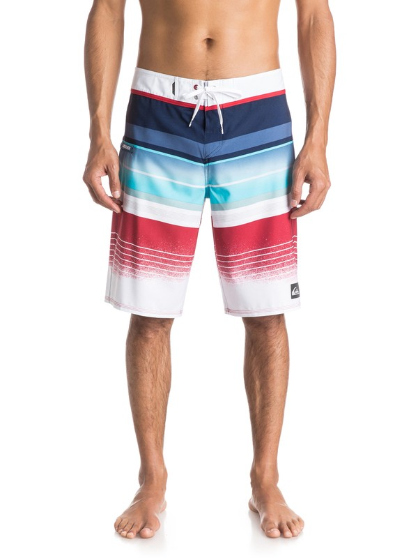 "0 Everyday Stripe 21""  Boardshorts  EQYBS03366 Quiksilver"
